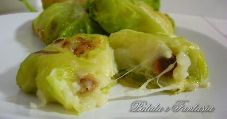 Involtini-verza-patate-cuore-filante-ricetta-Involtini-verza-e-patate-evidenza