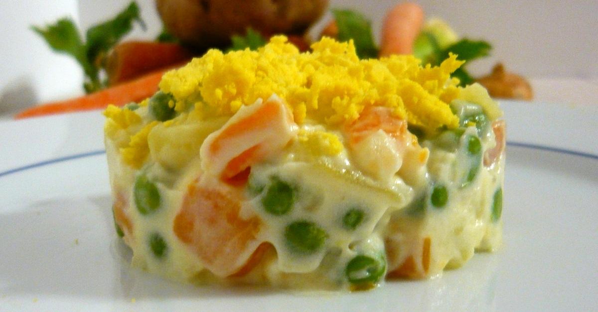 Insalata russa food italian cooking ideas ricette for Cucina russa