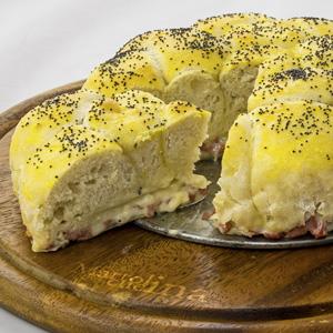 Torta salata lievitata