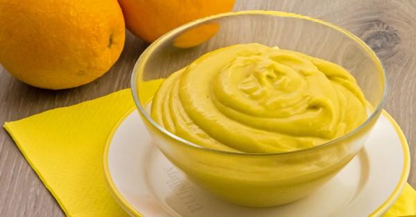 Zabaione all'arancia ricetta doppia