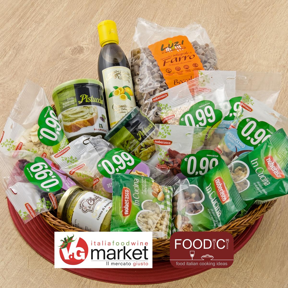 Collaborazione con VdG Market