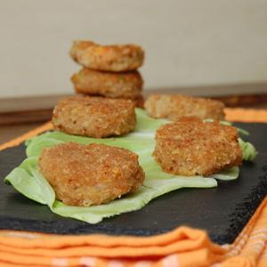 Crocchette di Riso Facili con Verdure