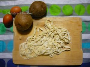 Tagliatelle di patate