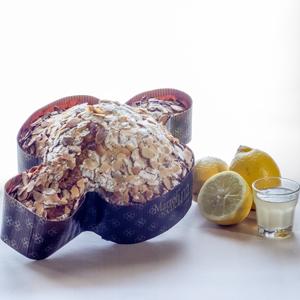 Colomba furbissima al limoncello