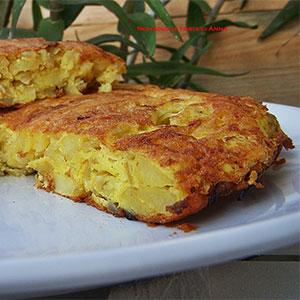 Tortilla spagnola di patate