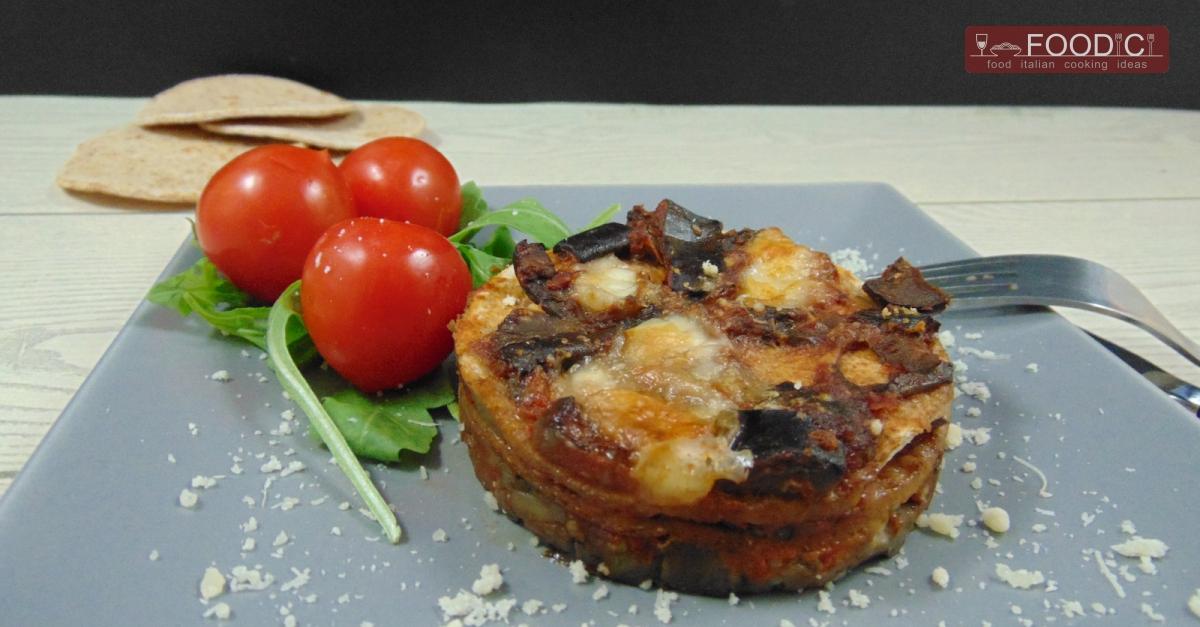 Piada lasagnata food italian cooking ideas ricette for Antipasti ricette italiane