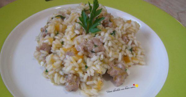 risotto-con-zucca-e-salsiccia