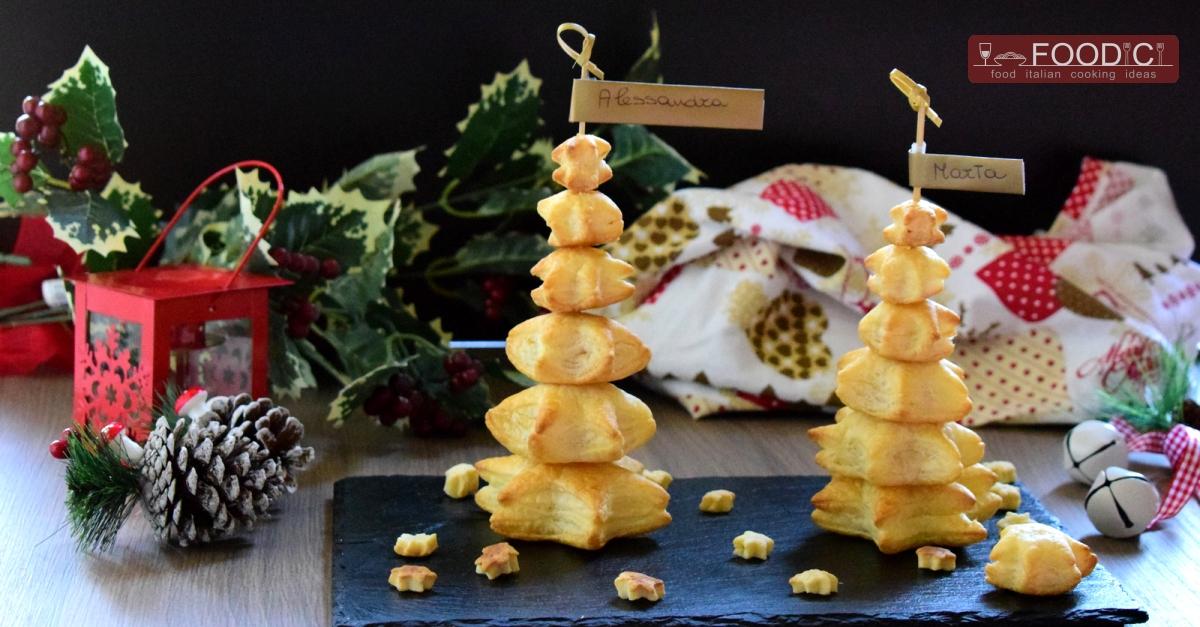 Antipasti Alberelli Di Natale.Alberelli Di Stelle Food Italian Cooking Ideas Ricette Italiane