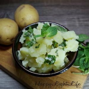 patate alla menta