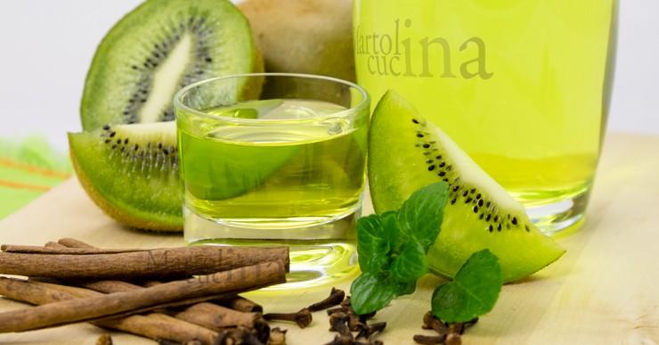 Liquore al kiwi