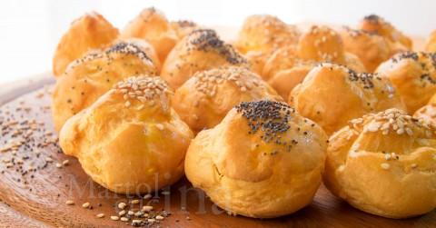 Pasta choux per eclairs e bigne
